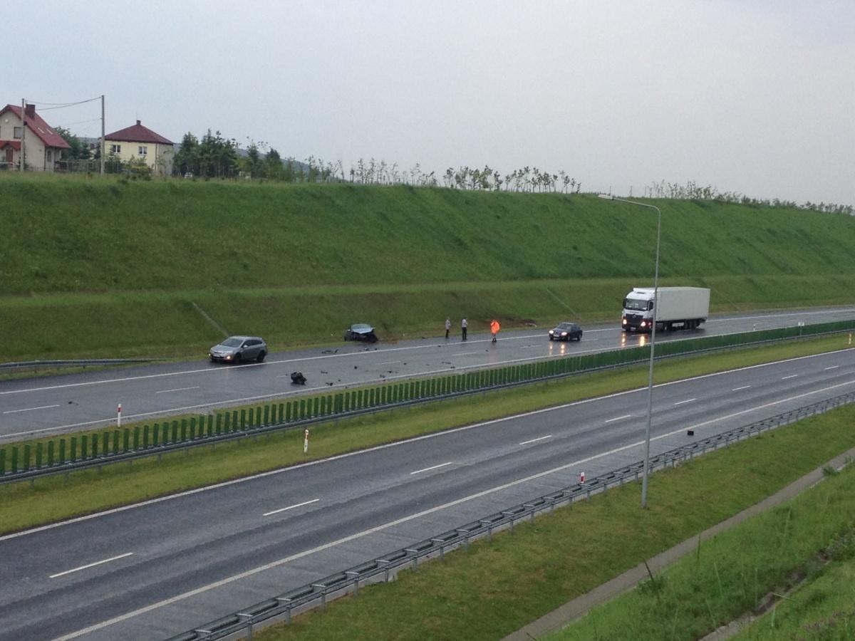 wypadek-autostrada-a1