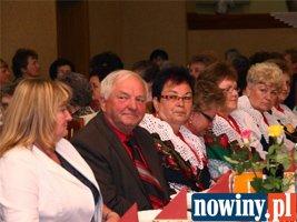 Gospodynie ze Świerklan świętowały 65 lat