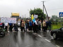 Kolejna blokada ulicy Wodzisławskiej w piątek 26 lipca