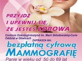 Darmowa mammografia