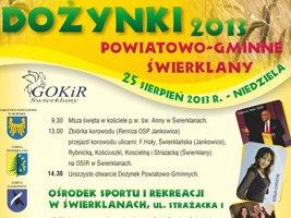 Dożynki Powiatowo-Gminne oraz II Śląski Musikantenstadl