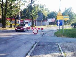 Horror na Wodzisławskiej ! Mieszkańcy próbujący dojechać do posesji ukarani mandatami