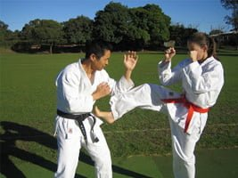 Ruszają treningi taekwon-do