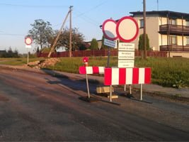 Na czas remontu Wodzisławska zamknięta całkowicie