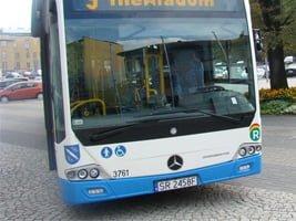 Informacja w sprawie komunikacji autobusowej