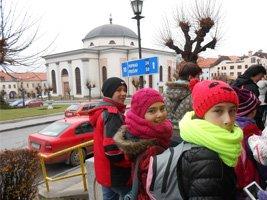 Uczniowie z Jankowic z wizytą na Słowacji