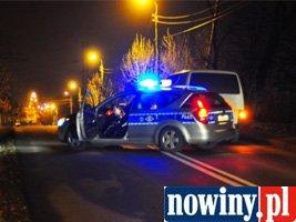 Śmiertelne potrącenie w Jankowicach! Sprawca uciekł