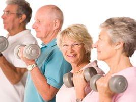 Fitness dla seniorów