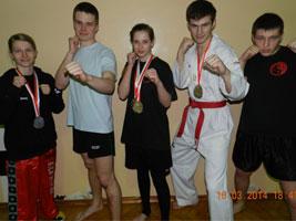 Weronika najlepsza w Polsce w Taekwondo