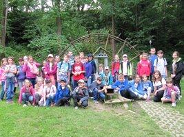 Uczniowie SP Jankowice z wizytą w Czechach