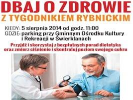 Bezpłatne porady zdrowotne specjalistów
