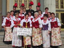 1 miejsce dla Karolinek na IV Ogólnopolskim Zjeździe Gospodyń Wiejskich w Licheniu