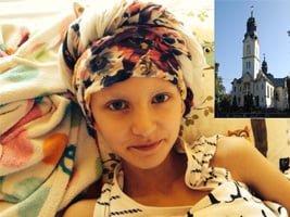 Zbiórka charytatywna dla chorej Emilki