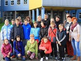 SP Jankowice – wizyta w ramach programu Comenius