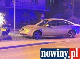 Wypadek na ulicy Kościelnej. Pieszy zginął pod domem