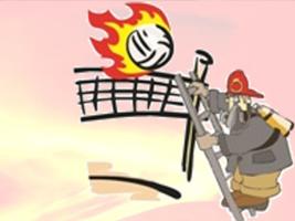 II Turniej Piłki Siatkowej Strażaków