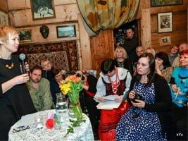 Regina Sobik wyróżniona podczas Nocy Poetów