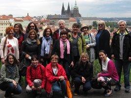 Z Comeniusem w Czechach