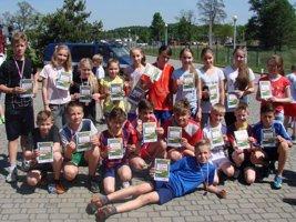 11 Weekend Polska Biega 2015 w SP Jankowice