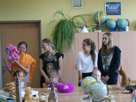 """""""Wakacyjna podróż"""" – warsztaty dla przedszkolaków"""