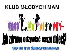 Klub Młodych Mam zaprasza na spotkanie z dietetykiem