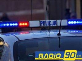 Groźny wypadek w Jankowicach. Auto wpadło na posesję