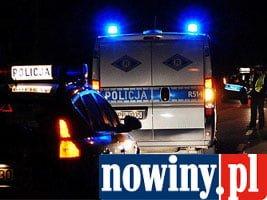Dwudziestolatka ranna w wypadku w Świerklanach