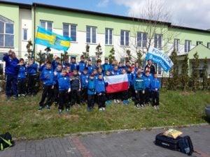 Młodzi piłkarze Fortecy wyjechali na międzynarodowy turniej do Włoch