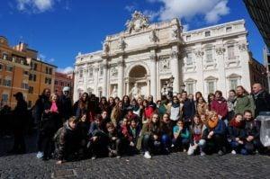 Z Erasmusem w Rzymie