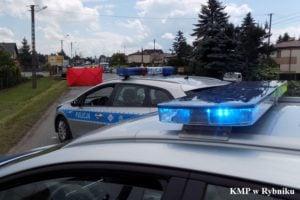 Policja poszukuje świadków tragicznego wypadku w Świerklanach
