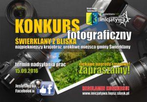 Konkurs fotograficzny – Świerklany z bliska