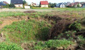 Kolejne ogromne osuwisko ziemi w Jankowicach
