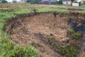 Specjaliści z Państwowego Instytutu Geologicznego zbadają zapadlisko w Jankowicach