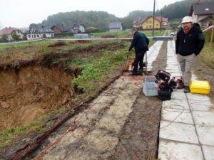 """Dlaczego zapadła się ziemia w Jankowicach? """"To nietypowe zjawisko"""" – mówią geolodzy"""