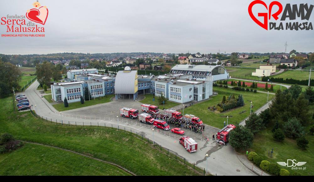 Strażacy Grają Dla Maksia świerklany Jankowice