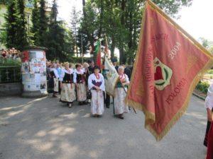 KGW ze Świerklan Górnych obchodziło 70-lecie istnienia. Jankowickie Karolinki w pszczyńskim skansenie