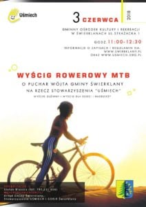 Rowerowy wyścig w Świerklanach! Zbiorą pieniądze na rzecz osób niepełnosprawnych