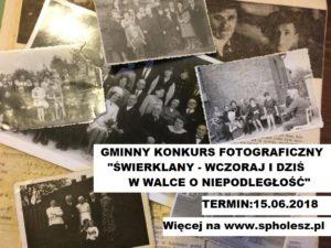 Na tropie historii – konkurs fotograficzny