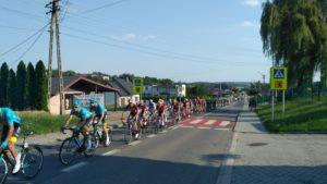 Kolorowy peleton Tour de Pologne przejedzie ulicami Świerklan