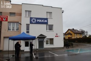 Posterunek policji w Świerklanach otwarty