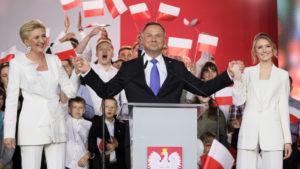 Wyniki wyborów – Prezydent Andrzej Duda zdecydowanie wygrywa w Gminie Świerklany